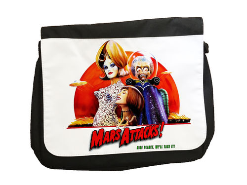 Mars Attacks - Messenger Bag