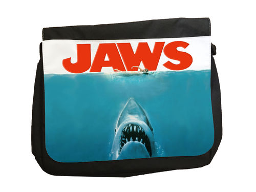 Jaws - Messenger Bag