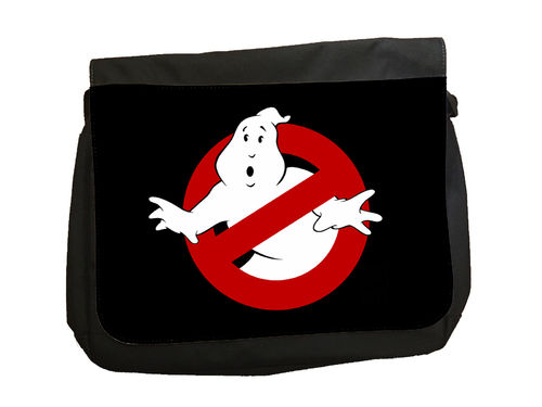 Ghostbusters Logo - Messenger Bag