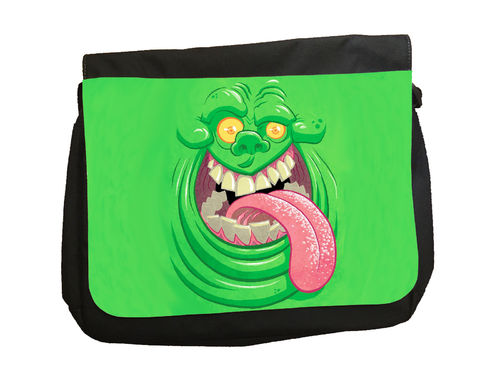 "Ghostbusters ""Slimer"" - Messenger Bag"