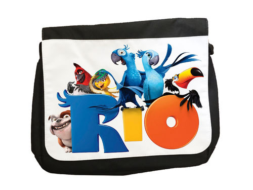 "Blue Sky Studios ""Rio"" Movie - Messenger Bag"